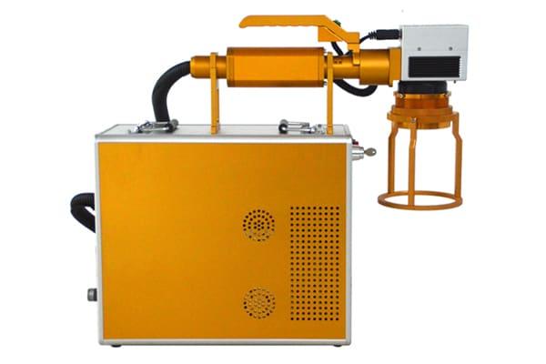 Marcadora láser de Fibra óptica manual