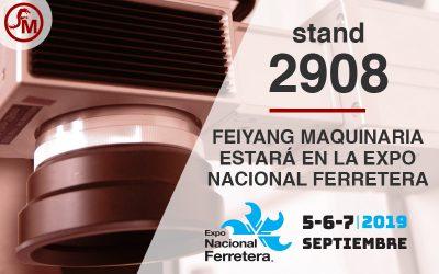 Feiyang Maquinaria en Expo Ferretera