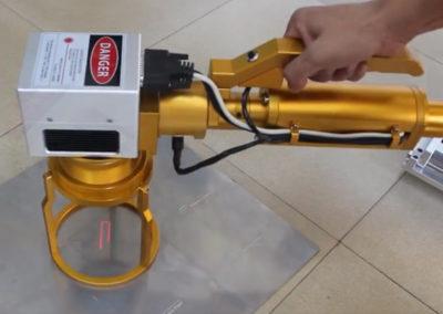 marcadora laser hand held 1