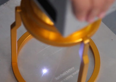 marcadora laser hand held 2