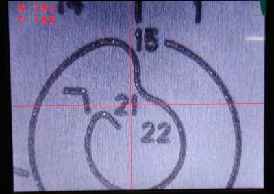 miscroscopio soldadora