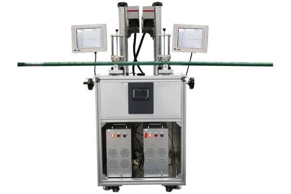 Equipo ideal para marcado láser en tubos y tubería