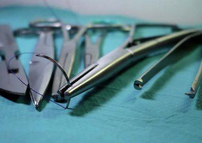 Herramienta de Cirugía
