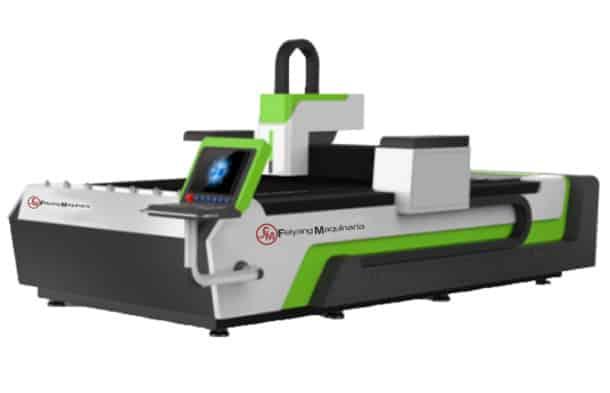 Cortadora laser ideal para trabajar con gases a alta precisión que mejora la eficacia del corte.