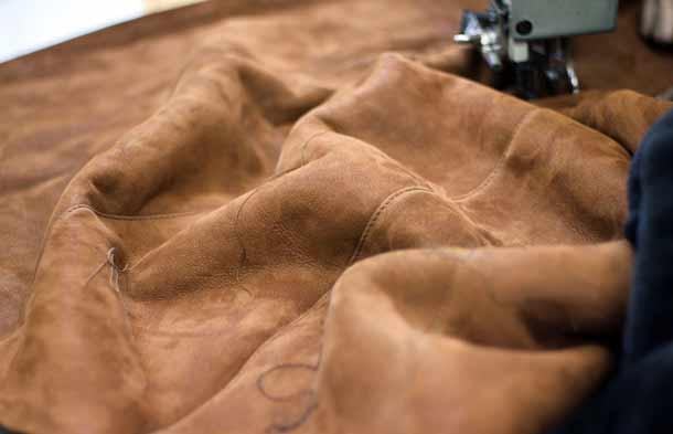 Cuero y Textiles