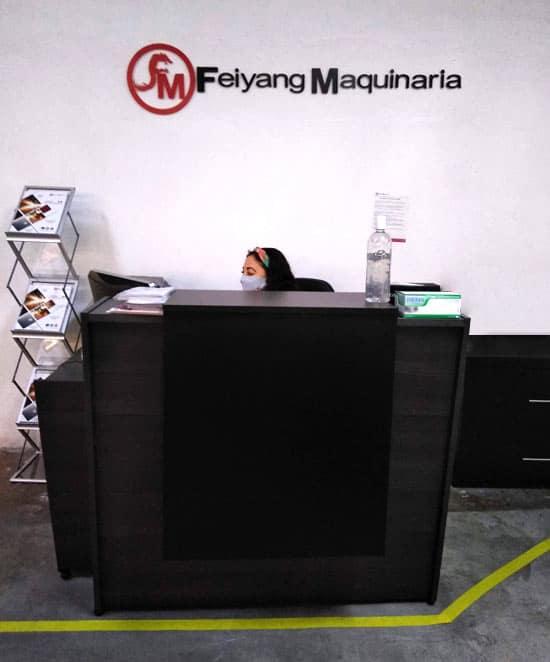atencion a clientes maquinas laser feiyang