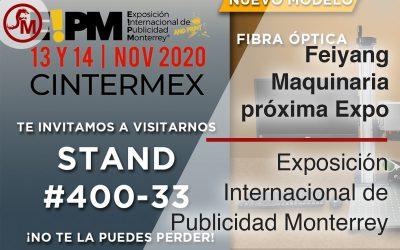 Feiyang Maquinaria en Expo Publicidad Monterrey 2020