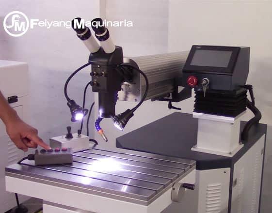 soldadora laser feiyang