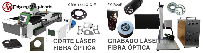 ventajas de corte y grabado laser con fibra optica