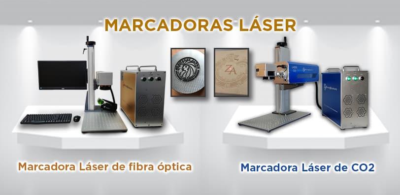 marcadora laser