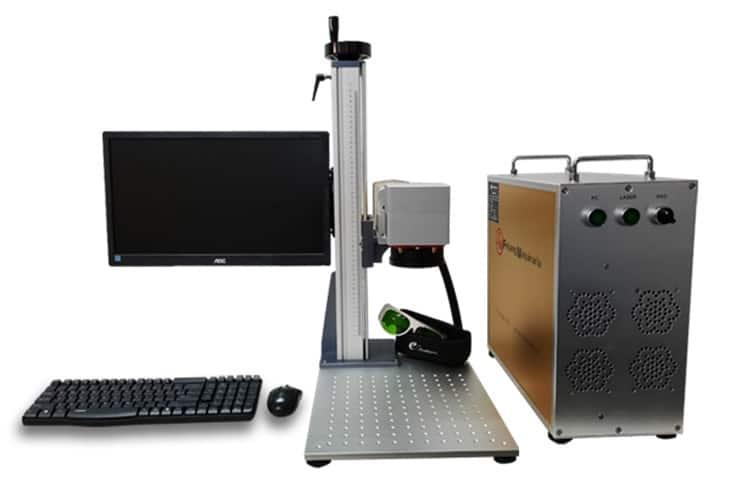 funciones de una grabadora laser