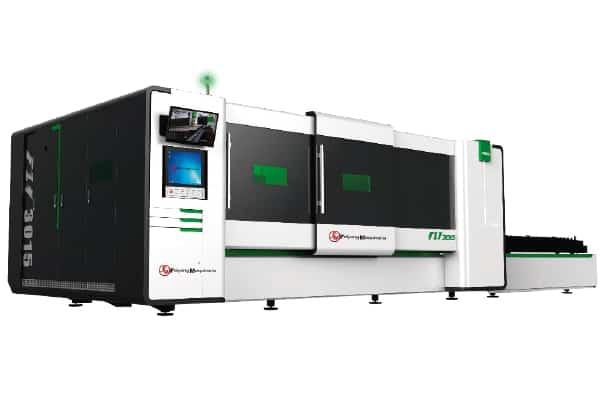 Corte láser puede cortar acero inoxidable de 0,5mm a 120m/min.