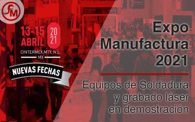 Feiyang Maquinaria en Expo Manufactura 2021