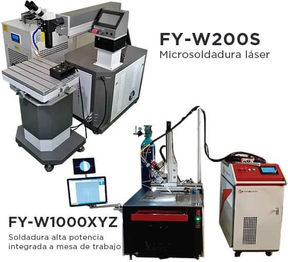 tipos de grosor con corte laser