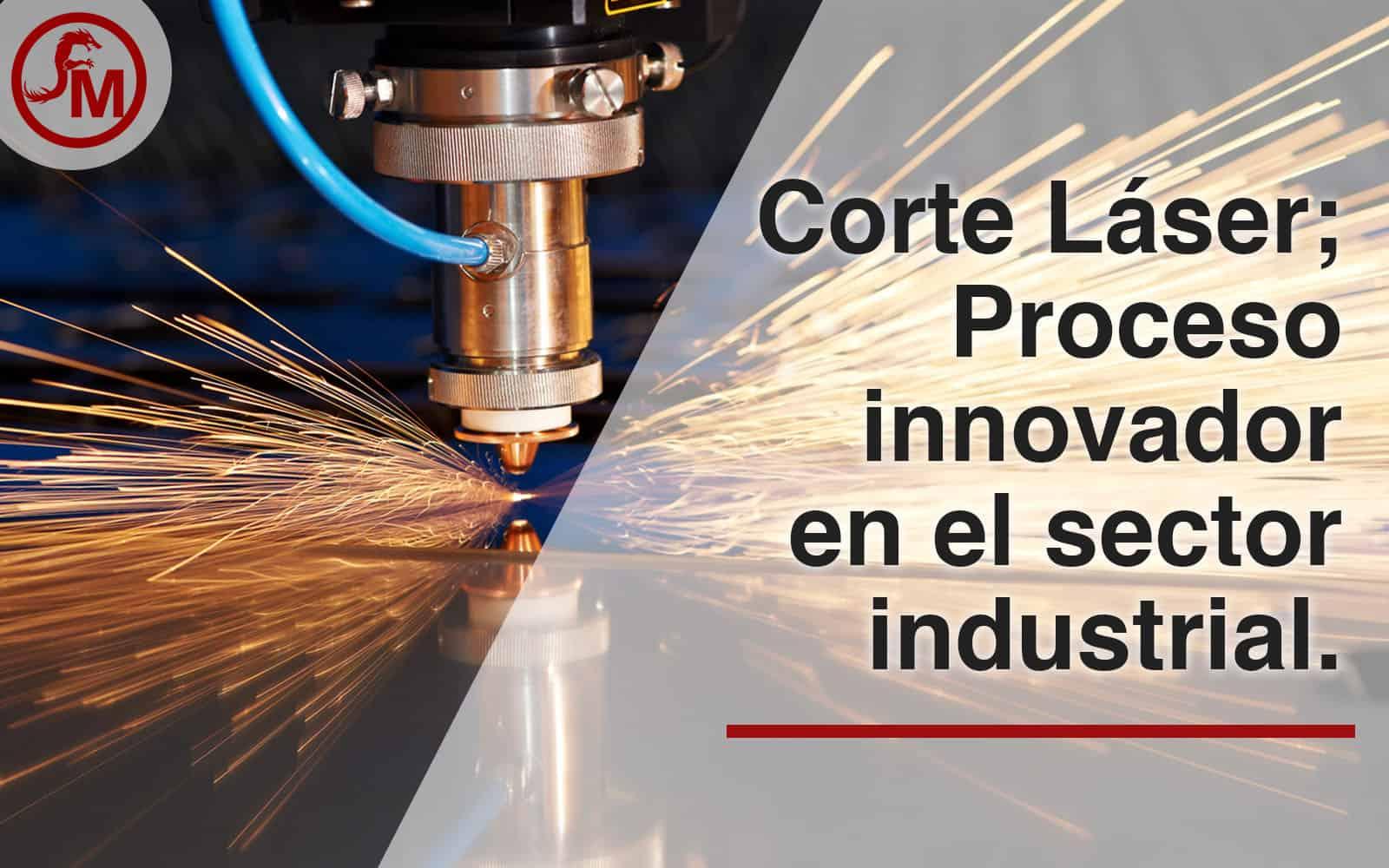 corte laser en el sector industrial