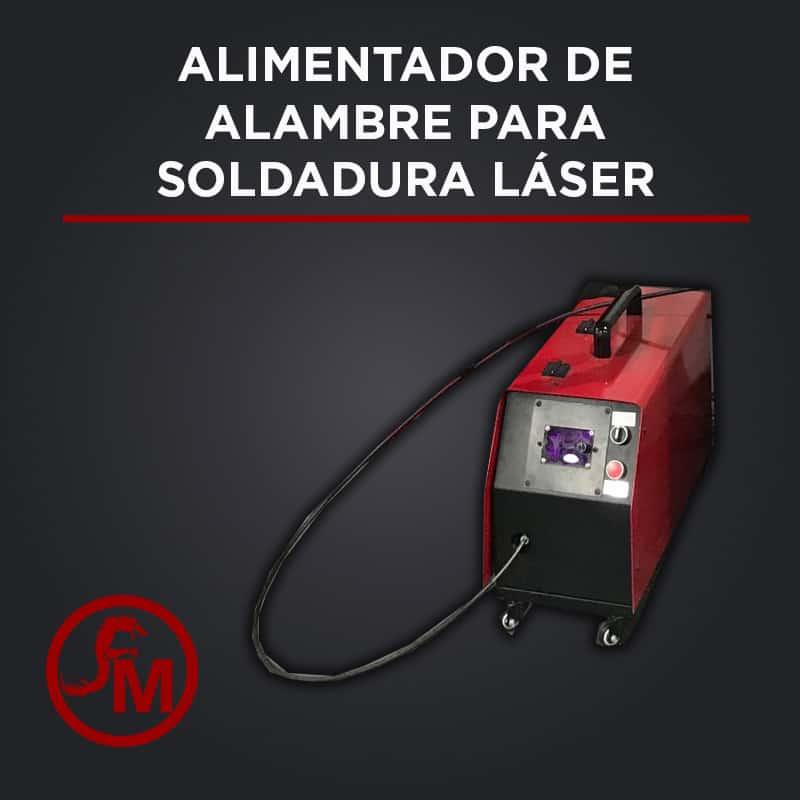 ALIMENTADOR DE ALAMBRE DE SOLDADURA