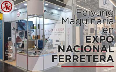 Feiyang Maquinaria en Expo Nacional Ferretera